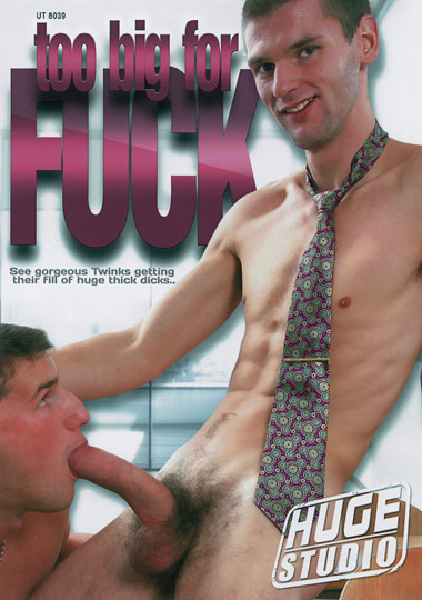 Too Big for Fuck Cover Front