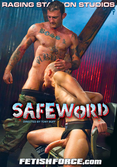 Safeword Cover Front