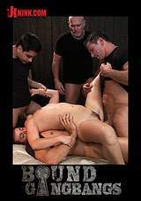 Bound Gangbangs: Girl Gets Ambushed In Green Room