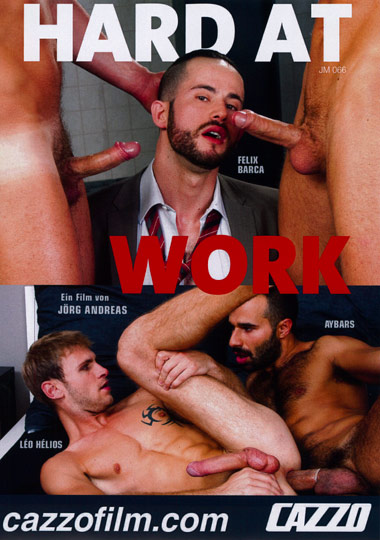 Hard at Work Cover