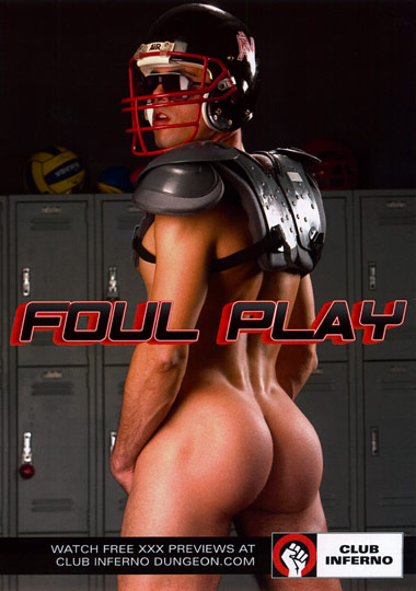Foul Play (ClubInferno) Cover Front