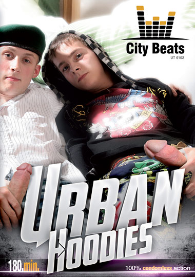 Urban Hoodies Cover Front