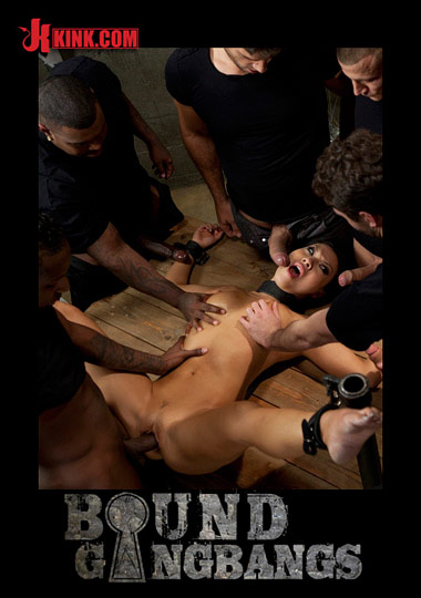Bound Gangbangs: America's Sweetheart: Blackmailed And Defiled cover