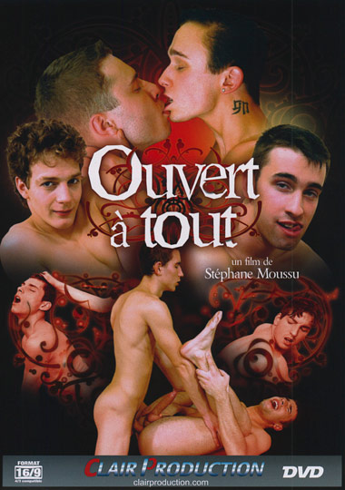 Ouvert a tout aka Open to Anything Cover