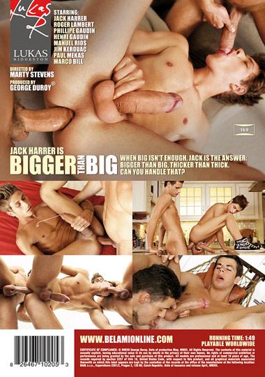 Bigger Than Big 1 Cover Back