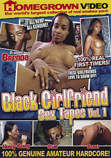 Black Girlfriend Sex Tapes