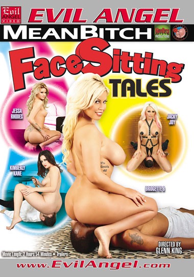 Face Sitting Tales cover