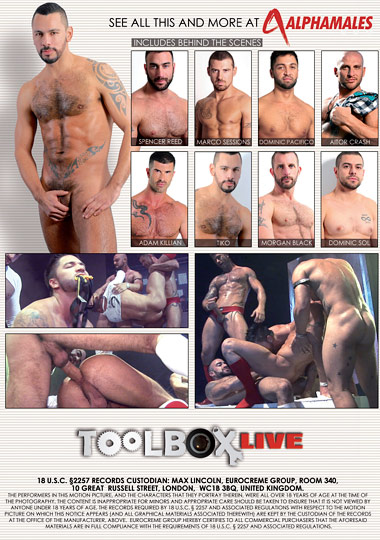 Toolbox Live Cover Back