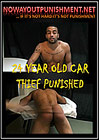 24 Year Old Car Thief Punished