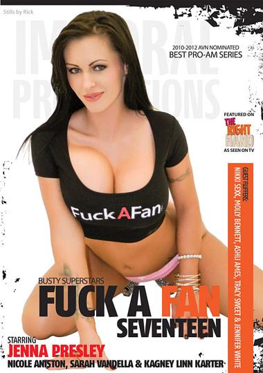 Fuck A Fan 17 cover