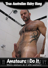 True Australian Hairy Hung