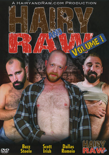 Hairy And Raw 1 Cover Front