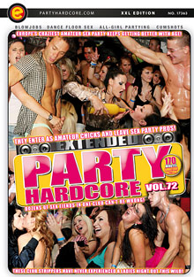Party Hardcore 72 cover