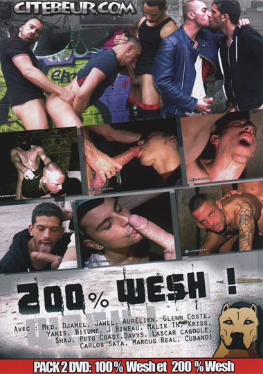 200 Wesh Cover Back