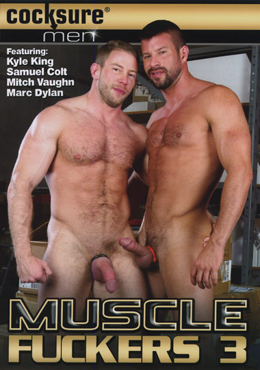 Muscle Fuckers 3 Cover Front