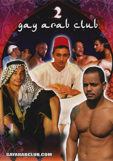 Gay Arab Club 2 Cover Front