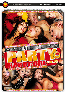 Party Hardcore 73 cover
