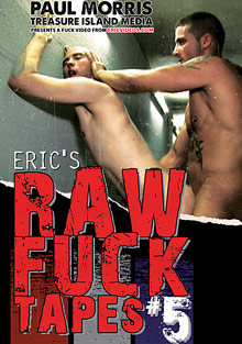 Eric's Raw Fuck Tapes 5 cover