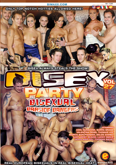 Bi Sex Party 27: Bisexual Barside Bangers cover