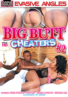 Big Butt Cheaters 2 cover