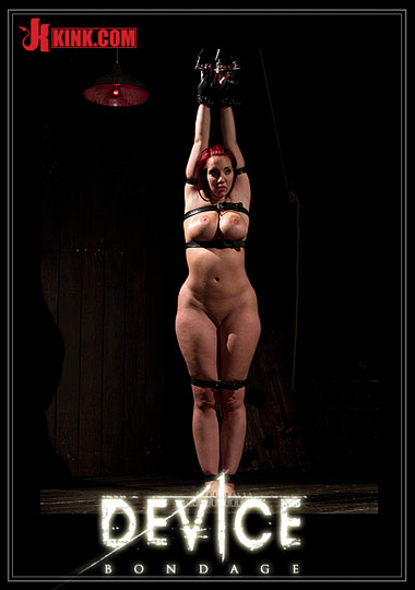 Device Bondage: Kelly Divine: Stretched, Fucked, Flogged, And Squirting Everywhere, Rosebud Exposed cover