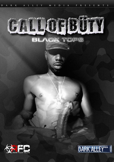 Call of Buty Black Tops Cover Front