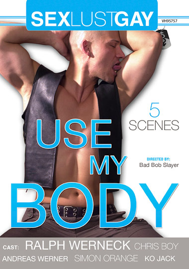 Use My Body Cover Front