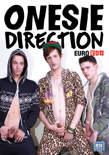 Onesie Direction 1 Cover Front