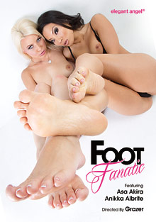 Foot Fanatic cover