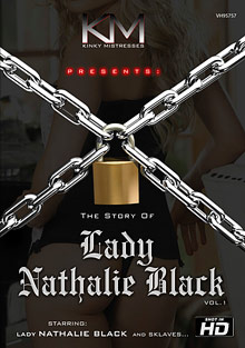 The Story Of Lady Natalie Black cover