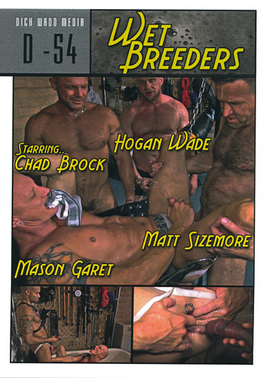 Wet Breeders Cover Front