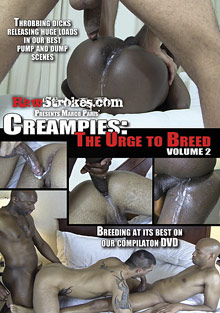 Black gay cream pies