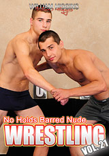 No Holds Barred Nude Wrestling 21