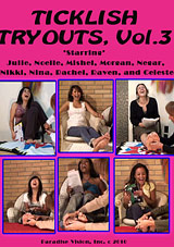 Ticklish Tryouts 3