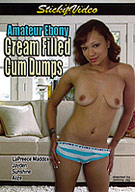Amateur Ebony Cream Filled Cum Dumps