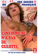 The Nurse Has No Panties - French
