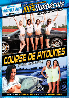 Course De Pitounes cover