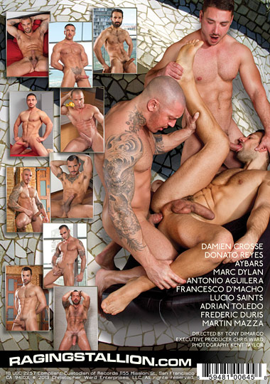 Sexo en Barcelona 1 Cover Back