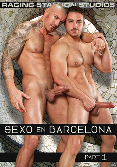 Sexo en Barcelona 1 Cover Front
