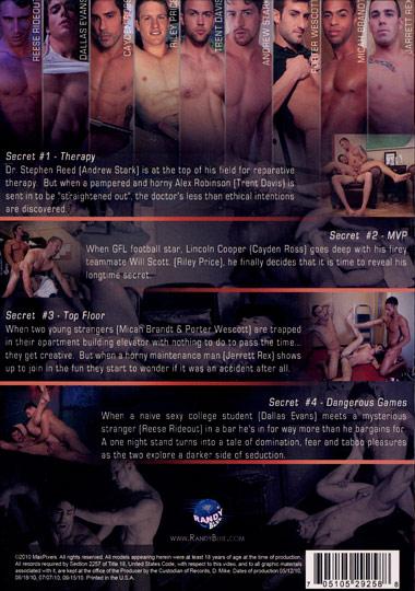 Dirty Secrets (Randyblue) Cover Back