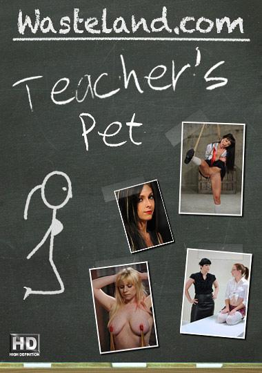 Teacher's Pet cover