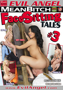 Face Sitting Tales 3 cover