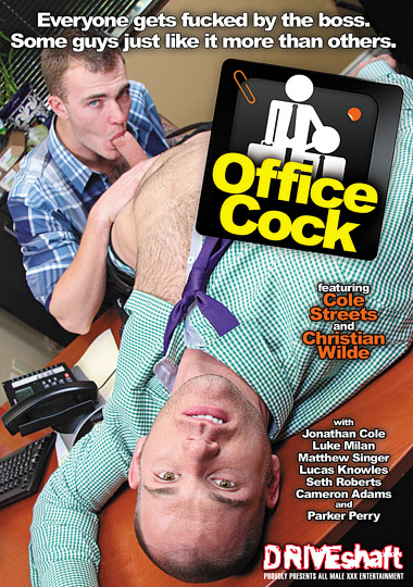 Office Cock (Driveshaft) Cover Front