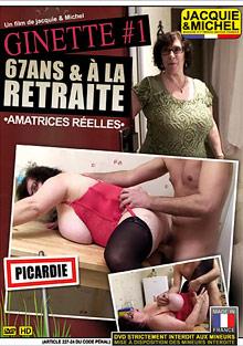 Ginette: 67 Ans Et A La Retraite cover