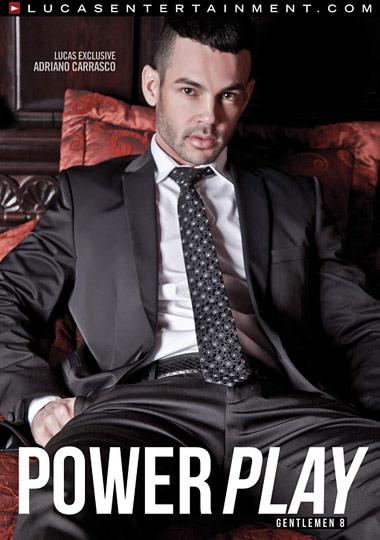 Gentlemen 08 Power Play Cover Front