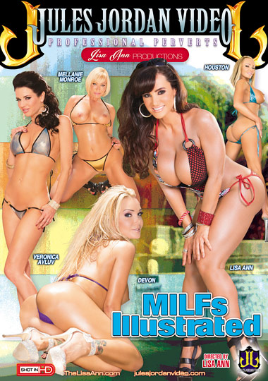 MILFs Illustrated cover
