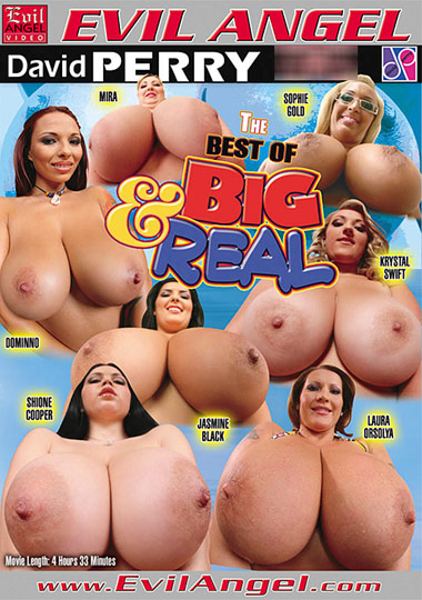 The Best Of Big And Real cover