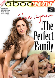 Alora Jaymes In The Perfect Family cover