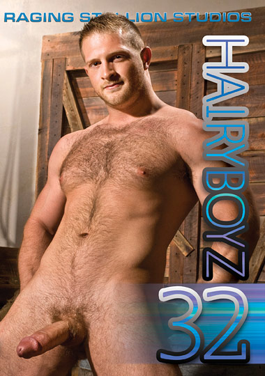 Hairy Boyz 32 Cover Front