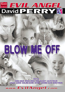 Blow Me Off cover